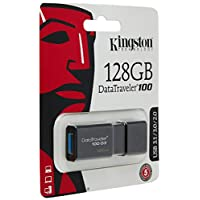 Kingston Technology 金士顿 DataTraveler 100 G3 U盘