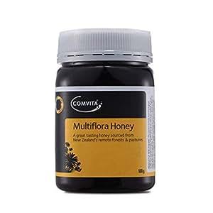Comvita 康维他 多花种蜂蜜500g(新西兰进口) (跨境自营,包邮包税)