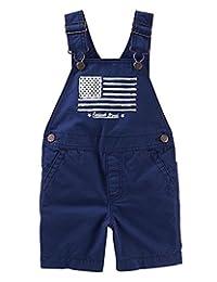 Oshkosh B'gosh *斜纹美国短裤 6-9 个月