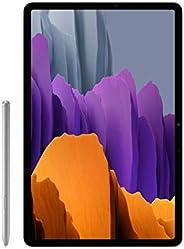 Samsung 三星 Galaxy Tab S7+ Wi-Fi,Mystic Silver - 256 GB