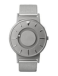 欢乐颂同款 EONE 恒圆 美国品牌 经典系列 石英男女适用手表 触摸时间 BR-C-MESH(亚马逊自营商品, 由供应商配送)