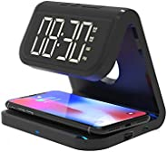 BLAUPUNKT BLP2850-133 扬声器 带感应充电器 适用于智能手机 - 蓝牙 - 4 W - 黑色