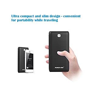 Poweradd™ Dual-port Portable High Capacity 20000mAh External Battery Pack Backup Power Bank with LED Flashlight for iphone 5s 5c 5 4(Apple Adapters Not Included), iPad Air Mini 2,Samsung Galaxy S4 S3 S2 Note 3 Note 2,Nokia,LG,Motorolar,Sony and other An
