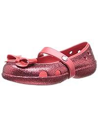 Crocs 卡骆驰 儿童休闲鞋 16190琦莉系列 平底洞洞鞋