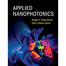 Applied Nanophotonics (English Edition)