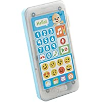Fisher-Price 欢乐学习 Leave a Message Smart Phone 18 months to 36 months 智能手机,小狗 多色