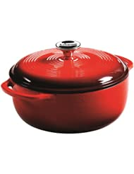 中国亚马逊:Lodge洛奇Color EC4D43 4.26L 搪瓷铸铁锅320.41元(直邮总共359元,历史新低)