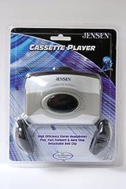 Jensen 磁带播放器