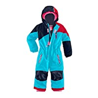 killtec 儿童 Kesley 迷你滑雪服/雪服带兜帽 10,000 毫米防水柱防水儿童,34353-000