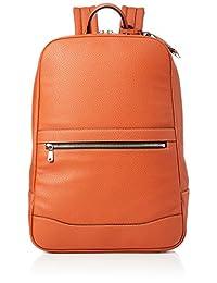 [乐桑] 背包 S-synergy(华纳吉)适合每天的伙伴,Simple、Soft、Shrink。3个S生成的搭乘效果(Synergy)磨砂厚实质感,真皮同时具有坚实的手感。凸显高雅气质的拉杆式表面,凸显出的拉扯不容易*。 有特点 橙色