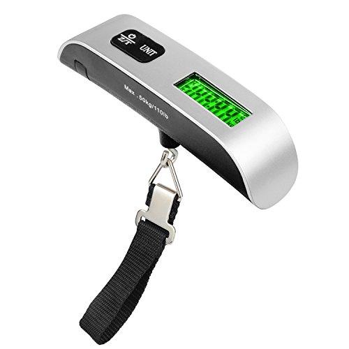 衡赛特 T型秤便携手提电子秤秤旅行行李秤/箱包秤 秤菜秤包裹最大秤重50kg