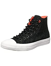 Converse Chuck Taylor II Whit 帆布时尚运动鞋