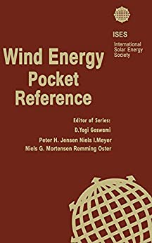 """Wind Energy Pocket Reference (English Edition)"",作者:[Meyer, Niels I., Jensen, Peter Hjuler, Mortensen, Niels Gylling, Oster, Flemming]"