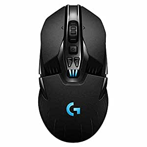 Logitech 罗技有线/无线双模式游戏鼠标G900 RGB鼠标 Chaos Spectrum™ Professional Grade Wired/Wireless Gaming Mouse