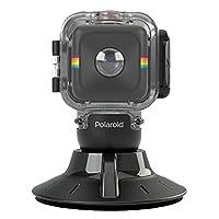Polaroid 寶麗來 Cube 運動攝像機原裝配件 防水罩+吸盤(適用于滑板、沖浪板、汽車等防水、防撞、防風環境中使用)