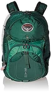Osprey 男式 曼塔 Manta 36 绿色 S/M 双肩背包 户外山地骑行水袋轻量舒适透气背负 三年质保终身维修 (两种LOGO随机发)【骑行系列】
