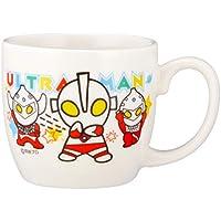 奥特曼 马克杯(圆形) 140g 儿童用 餐具 白色 058304