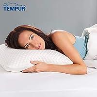 TEMPUR 泰普尔 丹麦原装进口 慢回弹 记忆棉 记忆枕 云雾舒适感温枕 (白色, 180771)