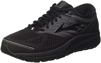 Brooks Men's Addiction 13 Training Shoes Black (Black/ebony) 7 UK