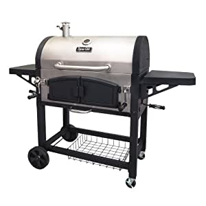 Dyna-Glo Heavy Duty Stainless Charcoal Grill Stainless 超大