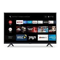 Mi 小米 智能電視 4A 32英寸(高清LED智能電視,三重調諧器,Android TV 9.0,帶麥克風的遙控器,Amazon Prime Video和Netflix)