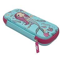WEDO 2423210 美人鱼书包,包括网袋和环扣,可容纳多达 5 件物品,易保养