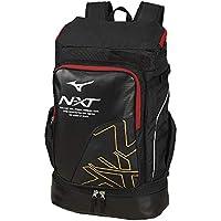 美津浓(MIZUNO) 硬式・软网球/羽毛球 背包(1条装) 63JD9005 95:黑色×金色