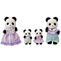 森贝尔家族 人偶 熊猫家族 FS-39