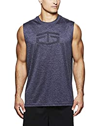 TapouT 男式肌肉背心 - 无袖锻炼和训练运动衬衫