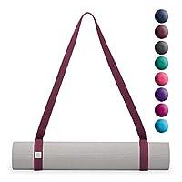 Gaiam 易系扣瑜伽垫吊带(单独出售,多种颜色可选)