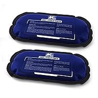 冰包 - 热冷*可重复使用凝胶包有助于缓解关节*、肌肉酸痛   支持伤痛恢复和缓解背部*