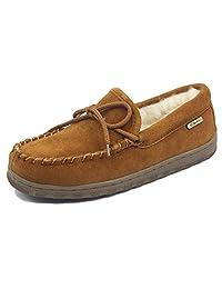 K.Signature品牌钜惠包邮Dave (大卫)秋冬女士经典舒适保暖居家户外羊毛鞋