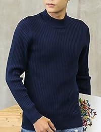 MPSMOVE 思慕夫 2018冬季新款男装圆领针织衫印花长袖毛线衫上衣男棉毛衣多色可选XJ1600【10】