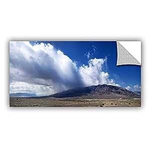 Dan Wilson's Storm In Death Valley, Art Appeelz Removable Wall Art Graphic 12X24