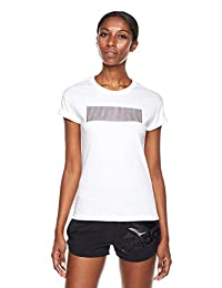 adidas 阿迪达斯 女式 运动型格 短袖T恤 GFX T BOX LINEA