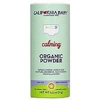California Baby 有机粉-舒缓剂-2.5 盎司