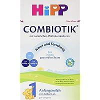 Hipp 喜寶 Bio Combiotik 1段初始奶粉 適合新生兒寶寶 4件裝(4 x 600克)