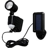 Iris Ohyama 传感器灯 led 太阳能式 防盗 lsl-sbsn-100d