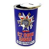 CanTastic 2 Saver 可重复使用钱罐 17 x 10 厘米