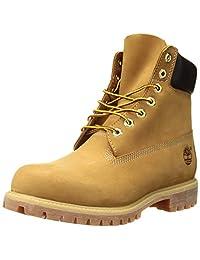 Timberland 添柏岚 6 in Premium 高帮靴 防水工装靴 登山靴