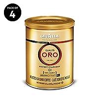 LAVAZZA 乐维萨Qualità Oro 250克罐,4个装(4 x 250 克)