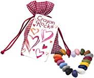 Crayon Rocks-20 彩色宝石,红色格纹包,多色,CRK-R20
