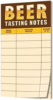 Cheers & Beers 派对(2 包装) BEER TASTING SCORE SHEET (Total Count 2)