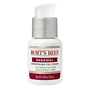 Burt's Bees Renewal Smoothing Eye Cream 0.58 Ounce