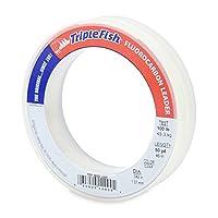 Triple Fish 100 lb Test Fluorocarbon Leader Fishing Line