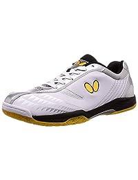 蝴蝶 乒乓球鞋 比赛用 复古 吉克 减震 93660