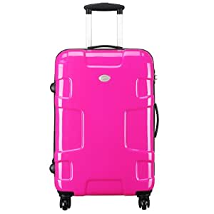 American Tourister 美旅箱包 拉杆箱旅行箱 94Z 玫红 25寸