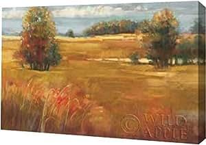 "PrintArt GW-POD-38-5037-30x20""October Light"" 由 Carol Rowan 创作画廊装裱艺术微喷油画艺术印刷品 20"" x 13"" GW-POD-38-5037-20x13"