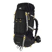 BIGPACK 第三代75l户外登山包 背包徒步旅行双肩包大容量男女防水 400111