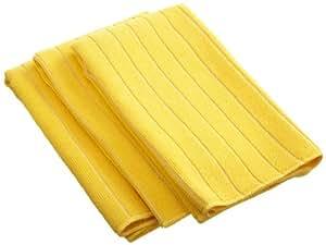 Now Designs 超细纤维毛巾,3 件套 柠檬色 2234535